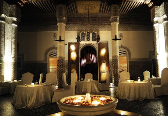 Palais Soleiman : Le Patio