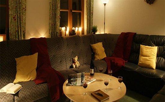 Chalet Sophia: Lounge