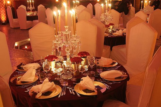 Palais Soleiman : Dîner de gala privatif