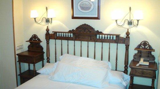 Hotel Nava Real: Preciosa habitación
