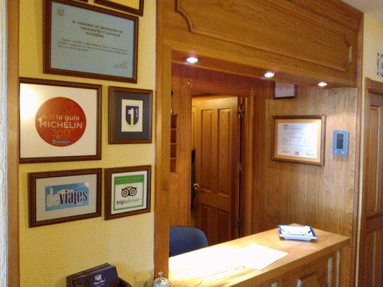 Hotel Nava Real: Un hotel muy acogedor
