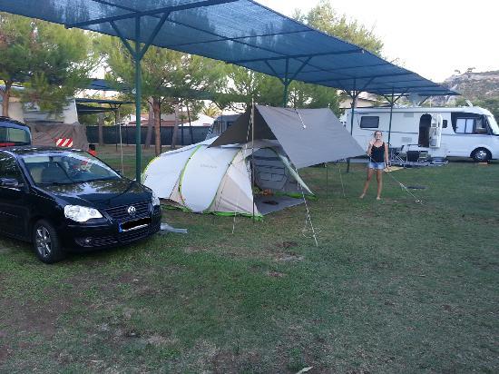 Camping Euro92