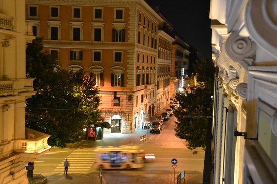 Grand Hotel Via Veneto: View from room