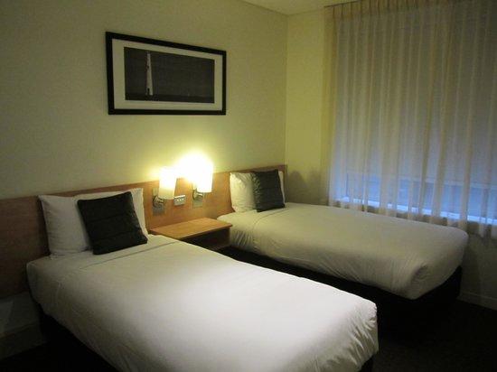 Mini Fridge Picture Of Ibis Melbourne Hotel And Apartments Melbourne Tripadvisor