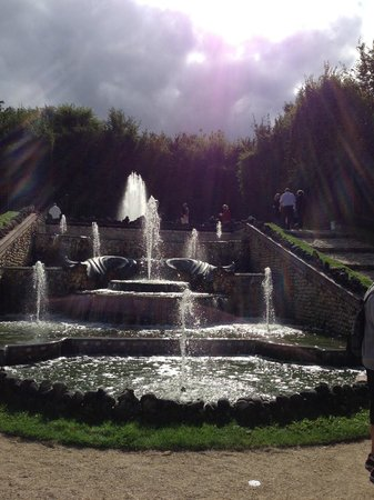 Bike About Tours: Versailles fountains