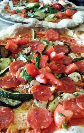 That's Amore: Pizza