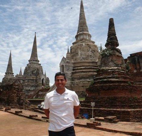 Sentidos Thai: Eduardo Rojas