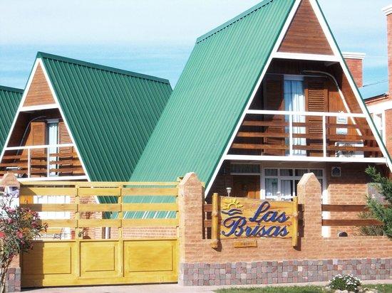 Cabanas Las Brisas: Frente