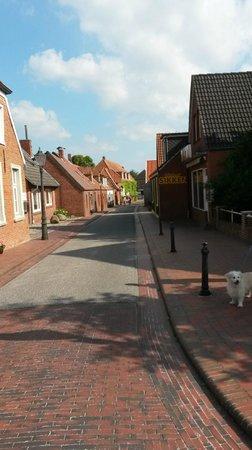 Hotel Novum: Hinte, ein kleines Dorf