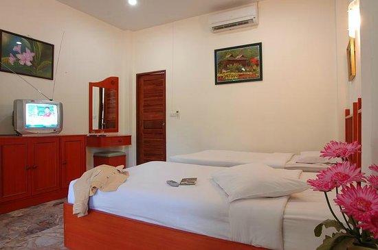 Phuphet Resort: ห้องพักที่สวยสะอาด
