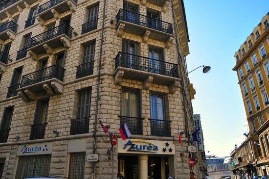 Hotel Azurea Nice : Отель