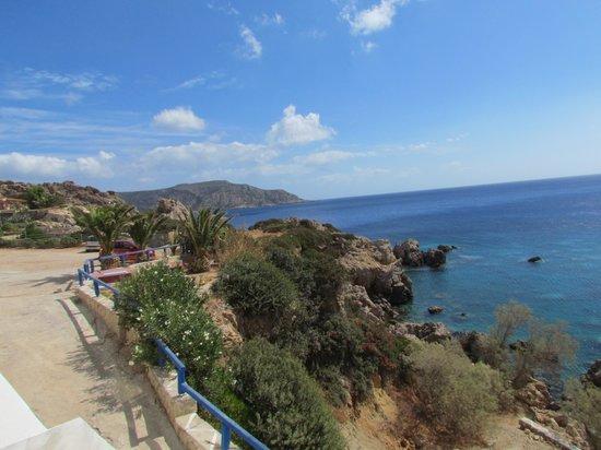 Castelia Bay: vista dalla camera