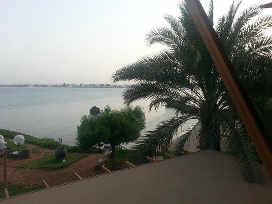 Sheraton Djibouti Hotel: view from room