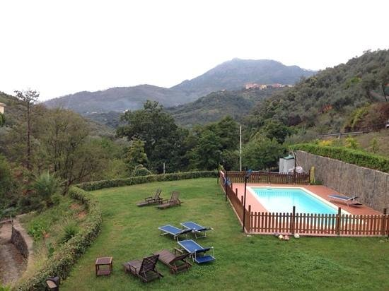 B&B Vignola: Peace, quiet and tranquility