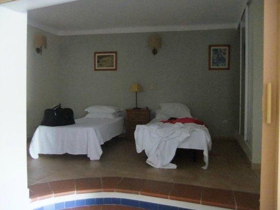 Alfagar Aldeamento Turistíco: Our first room