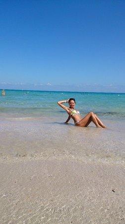 Thalassa Mahdia : пляж