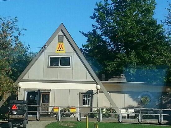 Westfield / Lake Erie KOA: Westfield KO A