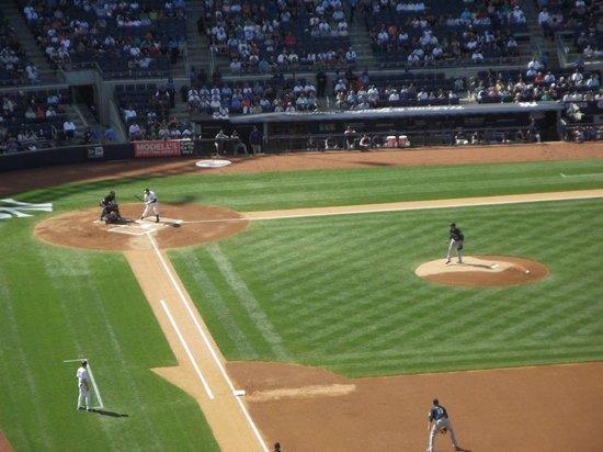 Yankee Stadium: Battle up!!!!