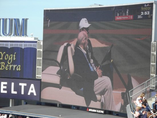 Yankee Stadium: Yogi