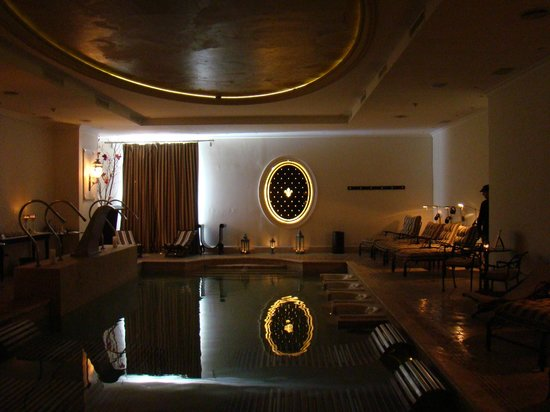 Hotel Sainte Jeanne: Piscina/SPA