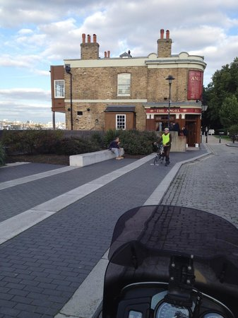 Photo of Bar Angel Pub at 101 Bermondsey Wall East, London SE16 4NB, United Kingdom
