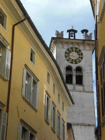 Rovereto, Italy: Via della Terra
