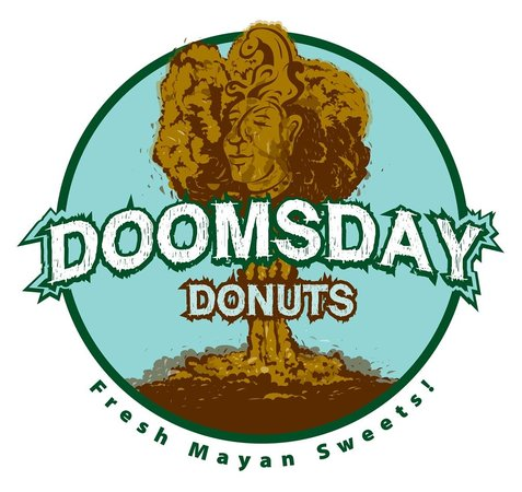 Palenque Coffee House & Doomsday Donuts: Doomsday Donuts