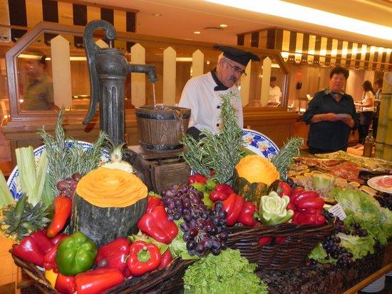 ClubHotel Riu Paraiso Lanzarote Resort: Arte vegetal