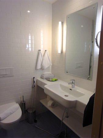 Solo Sokos Hotel Aleksanteri: バスルーム2