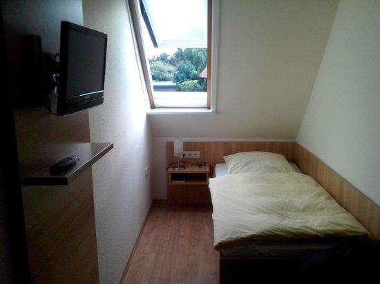 Hotel Thuenenhof: Camera doppia