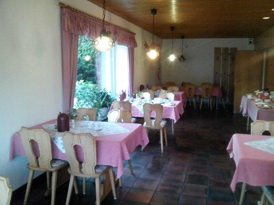 Hotel Thuenenhof: Colazione