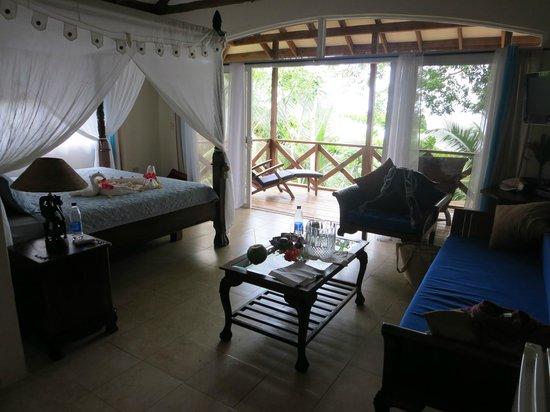 Popa Paradise Beach Resort: Our Casita