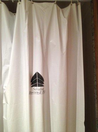Salvador Business & Flat: cortina