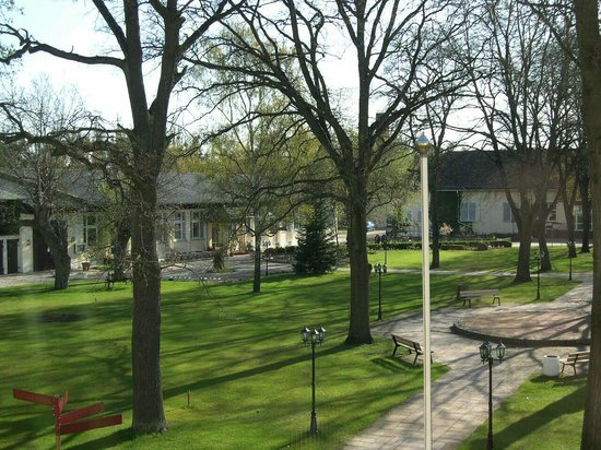 Days Hotel Liebenwalde Preussischer Hof: Hotelgelände