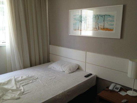 Salvador Business & Flat: cama