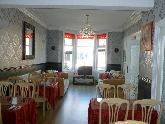Canberra Hotel: Lounge Dining Room