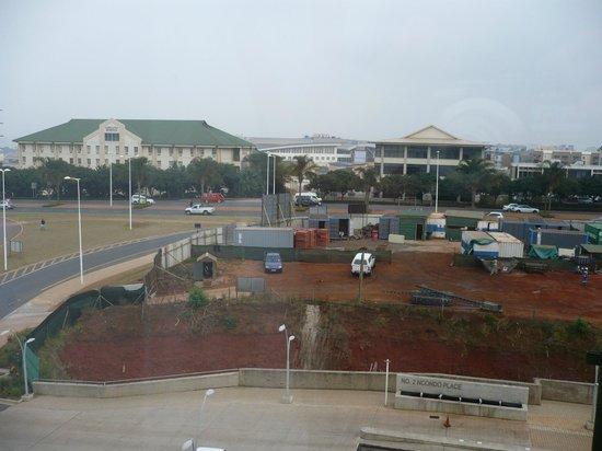 Holiday Inn Express Durban - Umhlanga: Ausblick Richtung Stadt