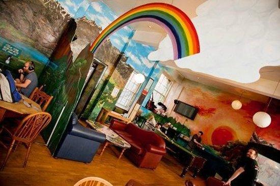 High Street Hostel: Lounge