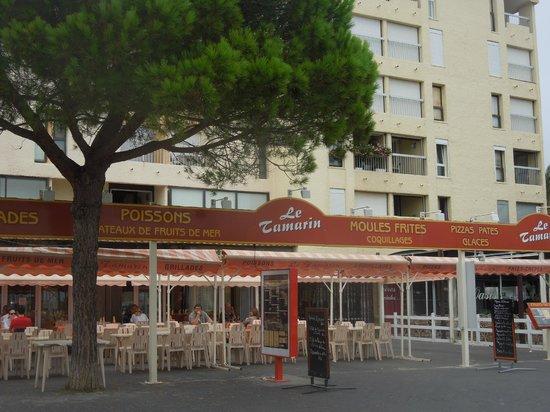 Le tamarin gruissan residence les dromadaires 20 passage du barberousse restaurant avis - Office du tourisme de gruissan ...