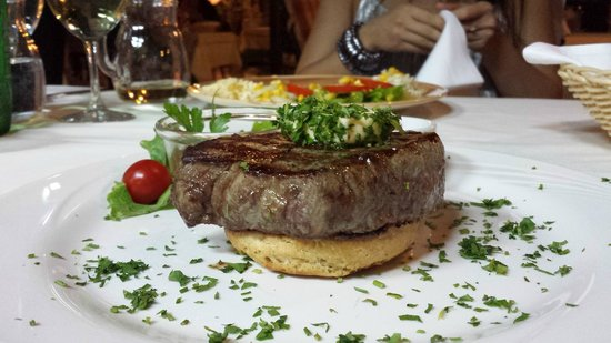 Restaurant Arkada : Beefsteak