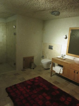 Doors Of Cappadocia Hotel : Cave Room 115