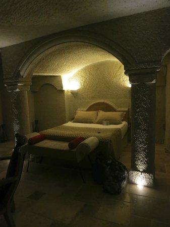 Doors Of Cappadocia Hotel: Cave Room 115