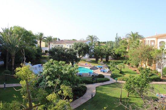 Sol Falcó All Inclusive: Vista de la piscina de la zona estancia, desde la habitación