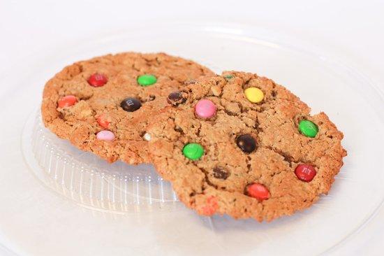 Jake's Gluten Free Market: Monster Cookies!