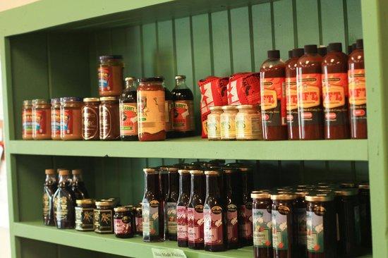 Jake's Gluten Free Market: Gluten Free Sauces, Jams, & Syrups