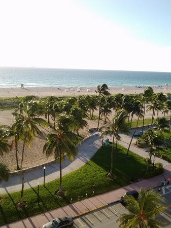 The Tides South Beach: View from Bedroom