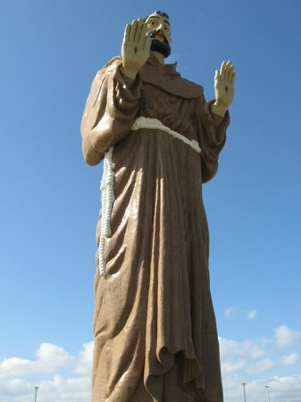 Estatua de Sao Francisco