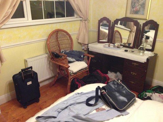 Hazelbrook Bed and Breakfast: Stanza
