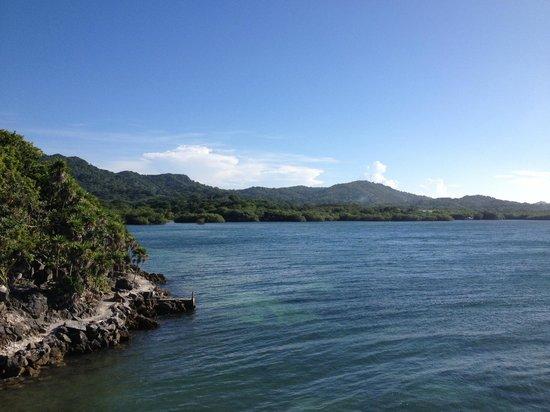 Paya Bay Resort: great hiking trails around the hotel