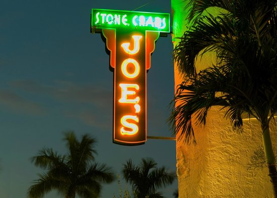Photo of American Restaurant Joe's Stone Crab at 11 Washington Ave, Miami Beach, FL 33139, United States